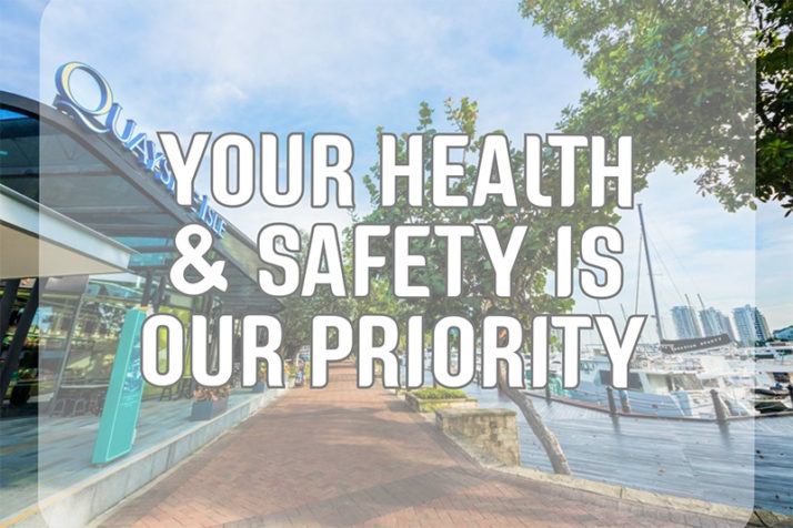Your Health & Safety is Our Priority